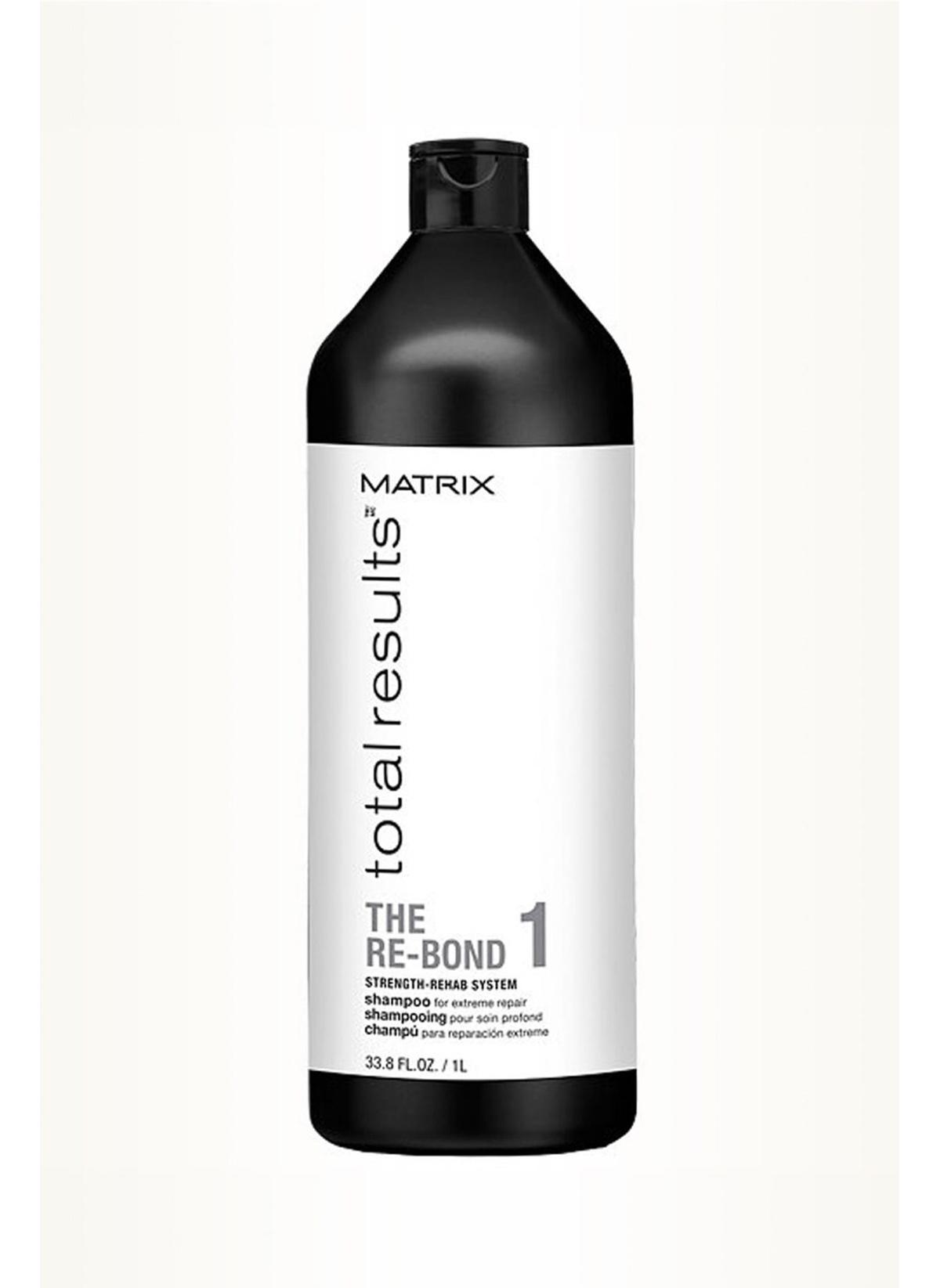 Kadın Matrix Total Results The Re-Bond 1 Bağ Güçlendirici Şampuan 1000 Ml